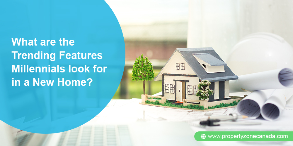What are the Trending Features Millennialslook for in a New Home?